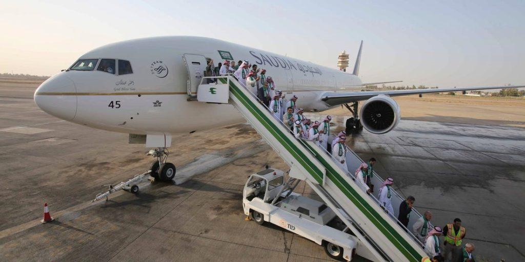 cancellations of flights to Umrah pilgrimage
